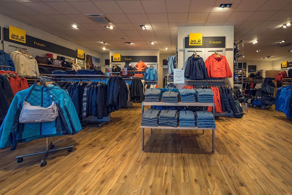 Jack Wolfskin Store Kühlungsborn
